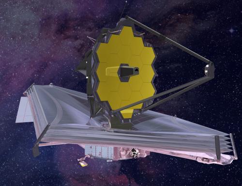 James Webb, il nuovo telescopio spaziale
