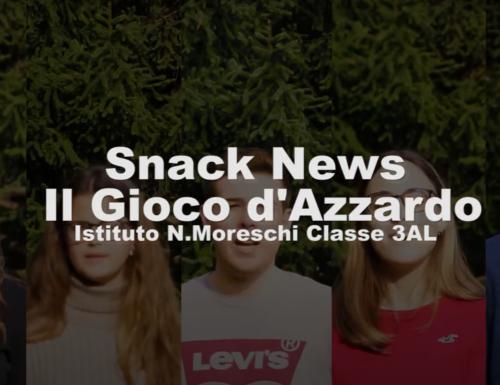 Il Progetto PCTO Snack News della classe 3AL